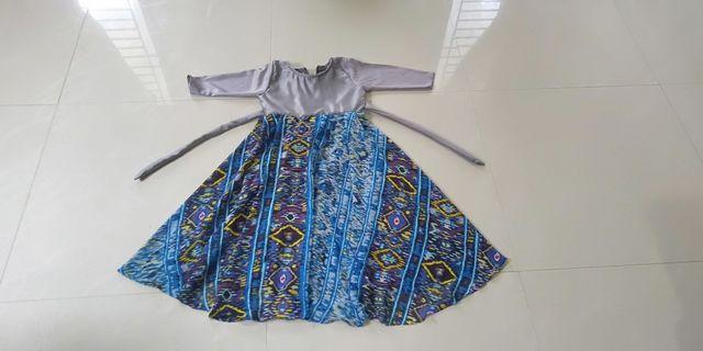 Dress anak usia 5 tahun 25K