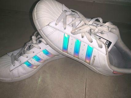 Adidas Superstar Holographic Limited