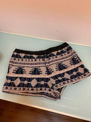 全新 Forever 21 波希米亞風短褲(美國購入)