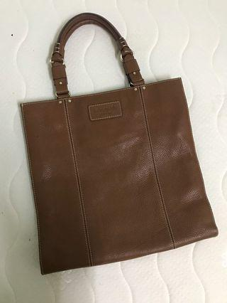 Kate spade brown leather  handbag