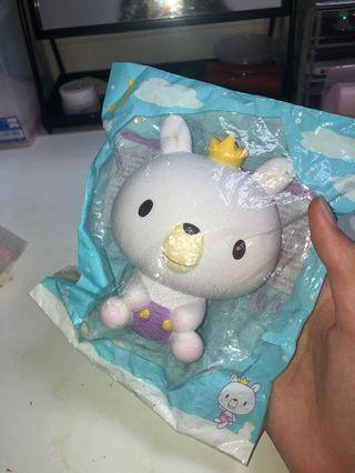 i-bloom Snowy the bear squishy ‼️RARE‼️