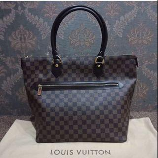 Authentic louis vuitton saleya mm damier
