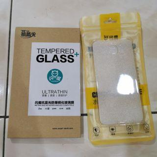 Samsung Note 5 Glass casing / screen protector #betul2free
