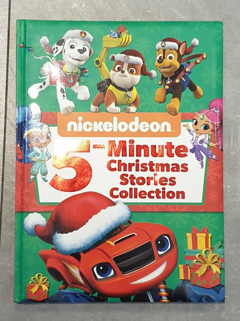 5-minute Christmas Stories Collection