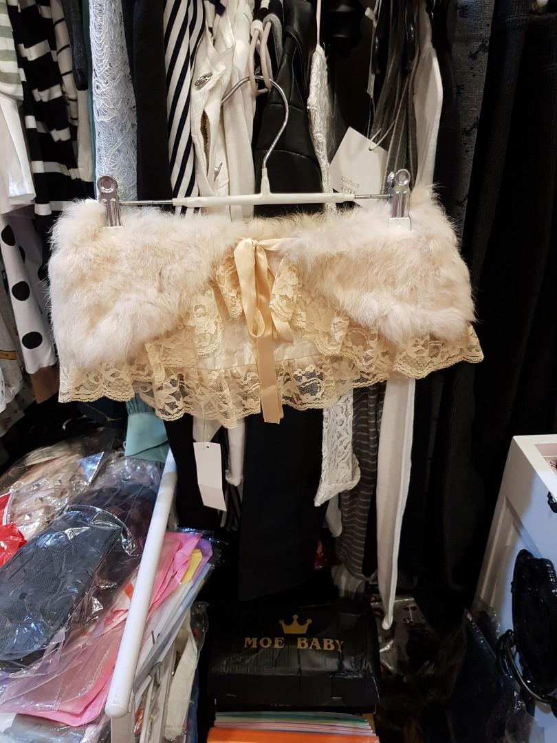 名媛時尚氣質禮服披肩
