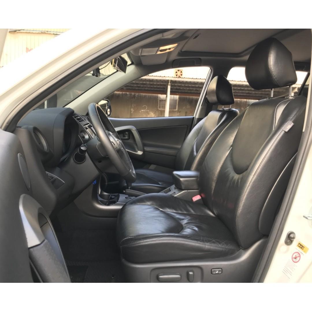 豐田 2010 RAV4 可全貸 免頭款