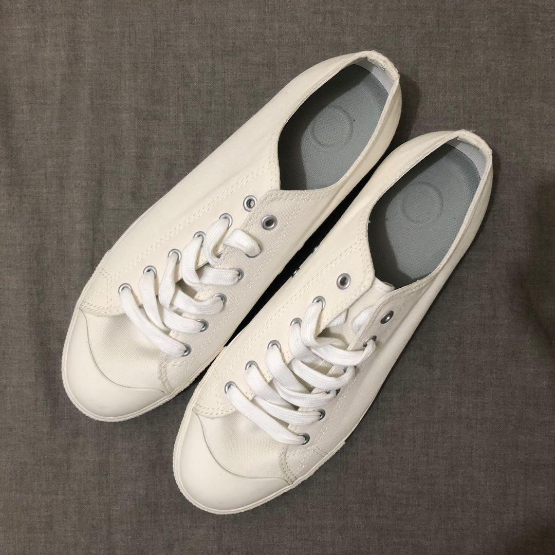 🛒無印良品_休閒鞋(27.5)