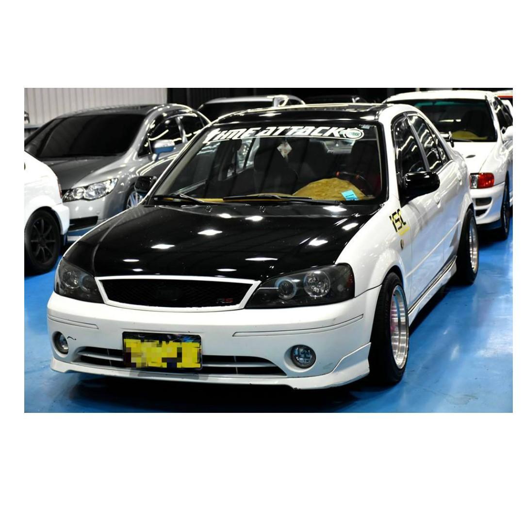 太平洋自动車 福特RS海拉樣式 精品車 月繳2888元起