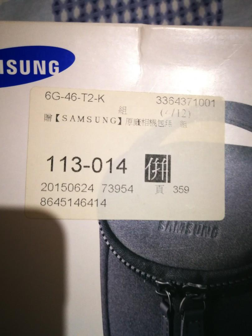 全新 SAMSUNG 原廠相機包 ED-CC3N50G
