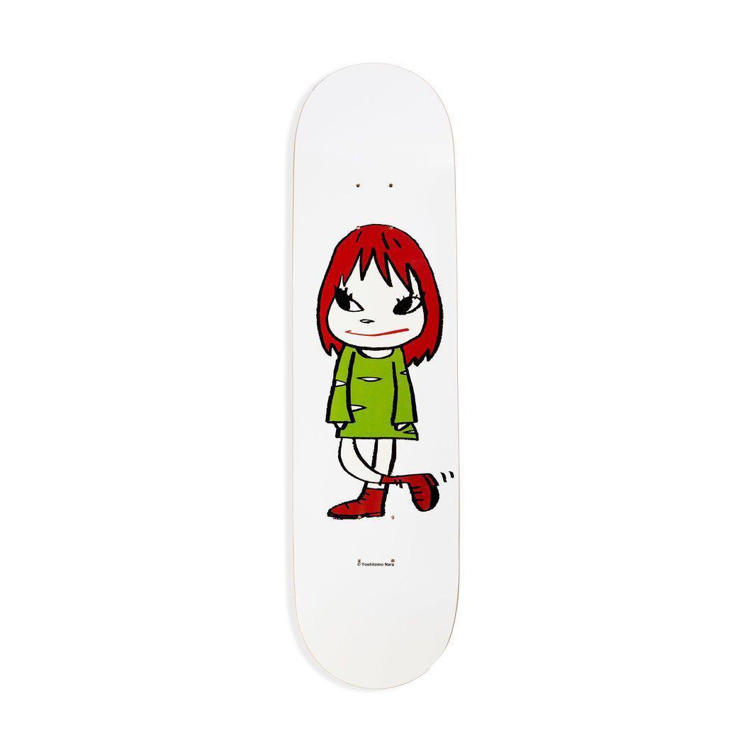 奈良美智 YOSHITOMO NARA 滑板 Welcome Girl