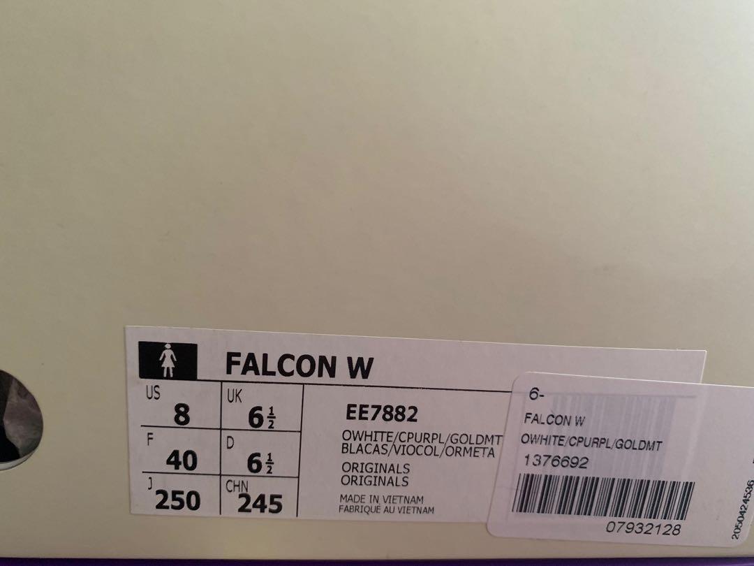 adidas falcon x tfl