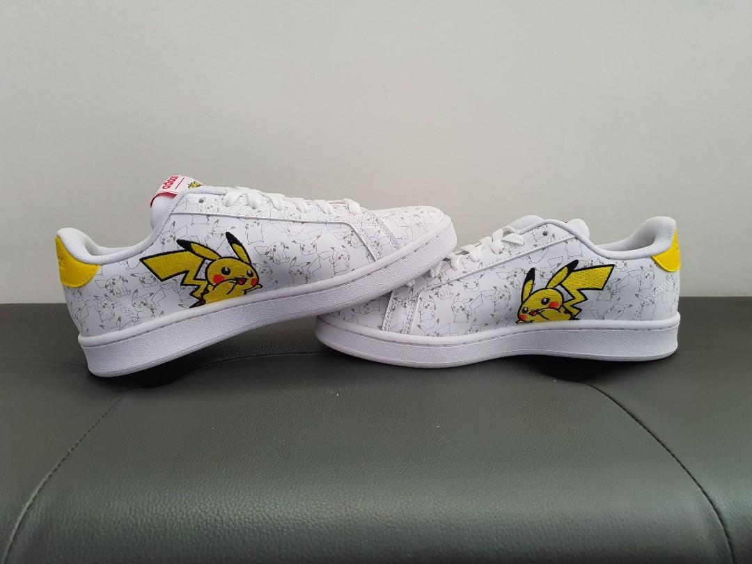 Adidas x Pokemon Collaboration (Pikachu