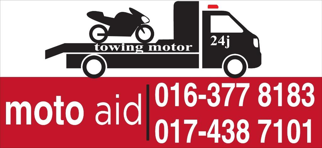 Angkut motor 24 jam (017-438 7101 / 016-377 8183 / 011-2640 7873)