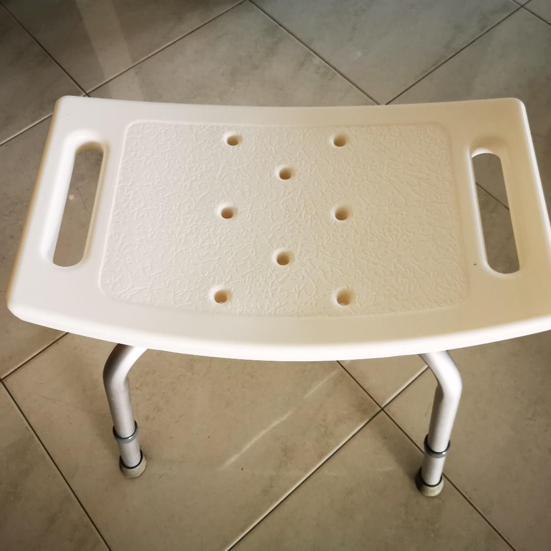 Anti-Slip Shower Chair