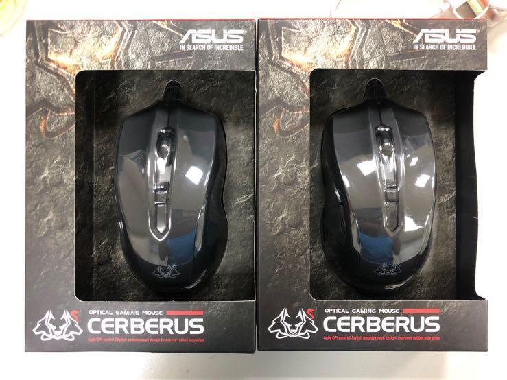 ASUS華碩 Cerberus賽伯洛斯電競滑鼠
