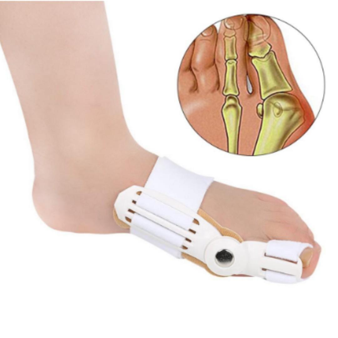 💥Big Toe Corrector Bunion Splint Hallux Valgus Straightener Foot for Day and Night