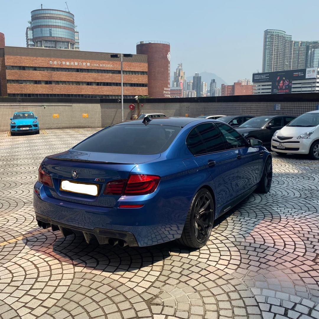 BMW M5 2012