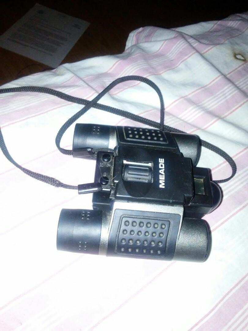 Breathalizer/personal survival multi-tool & binoculars w/ picture option
