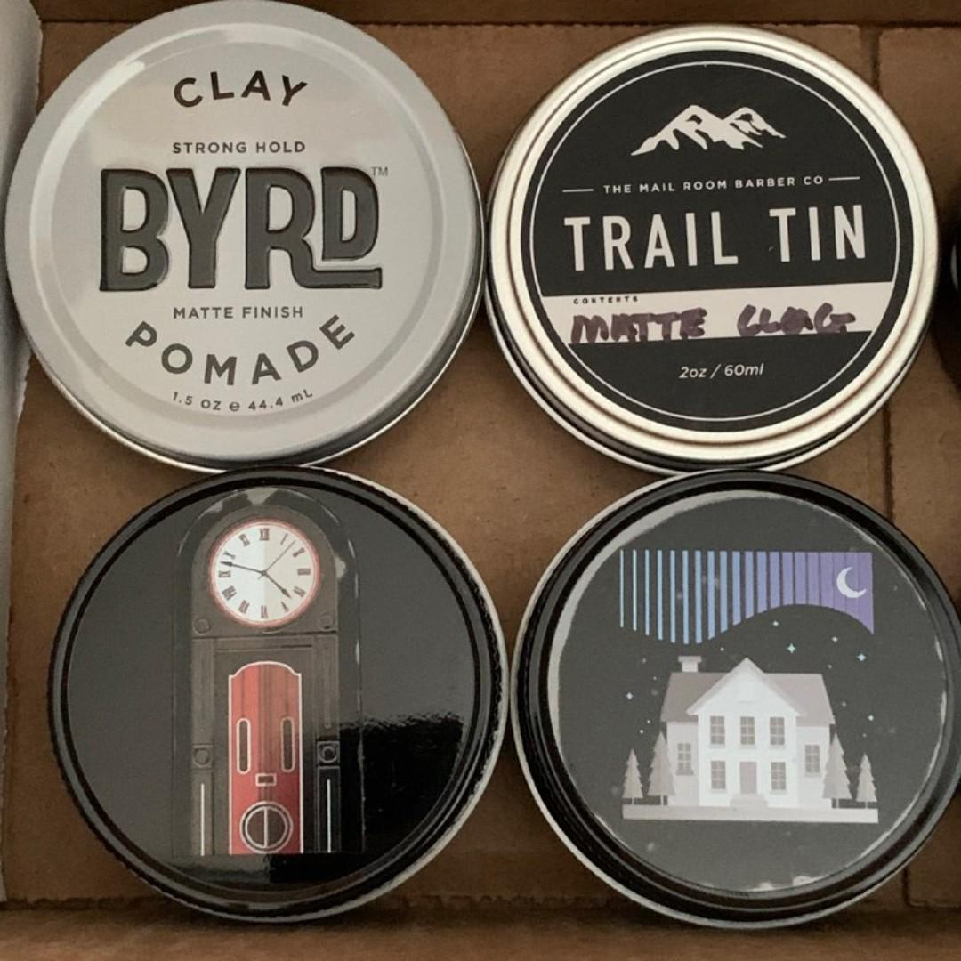 shear revival gray ghost northern lights byrd clay mailroom barber clay