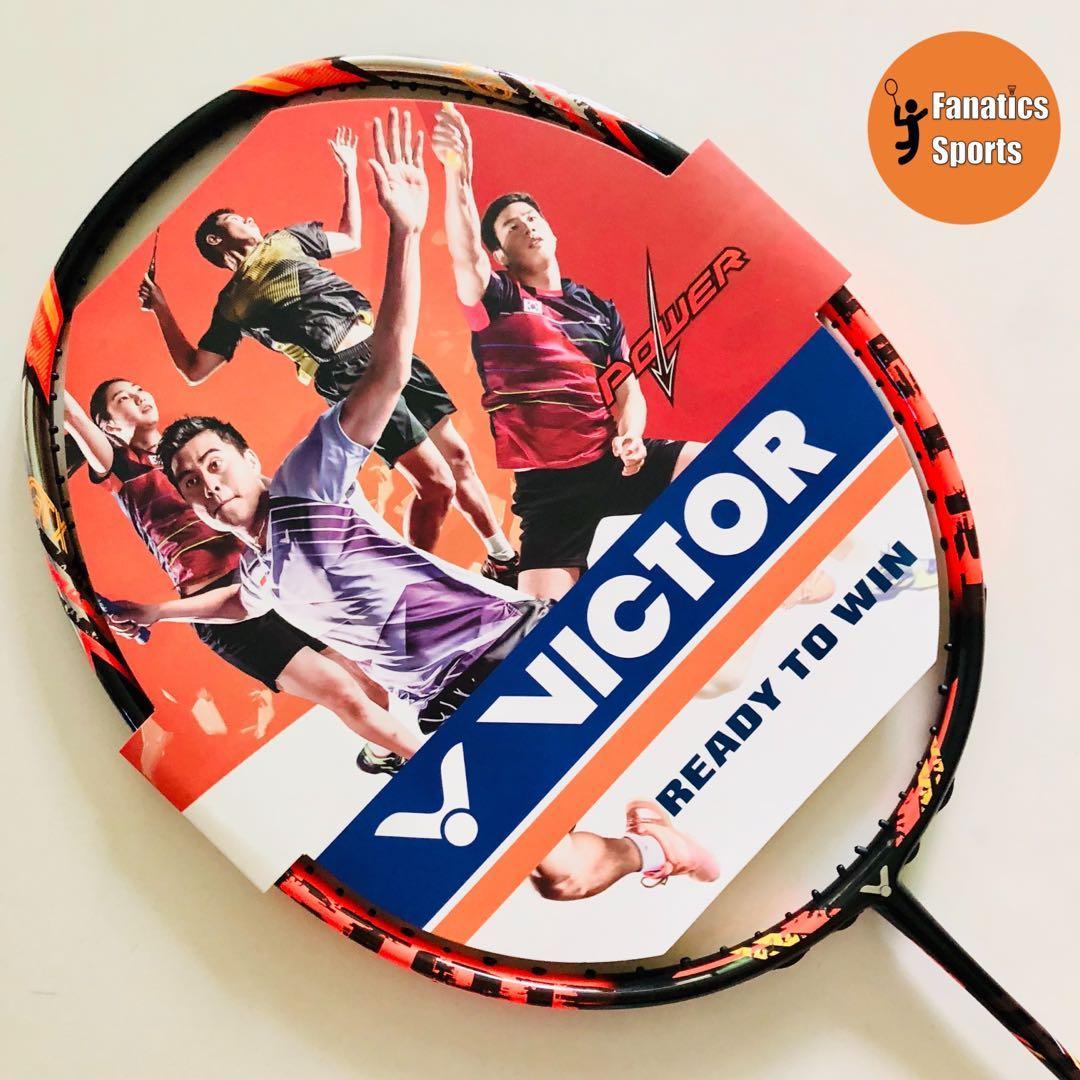 [CLEARANCE] Brand New Victor Onigiri Badminton Racket