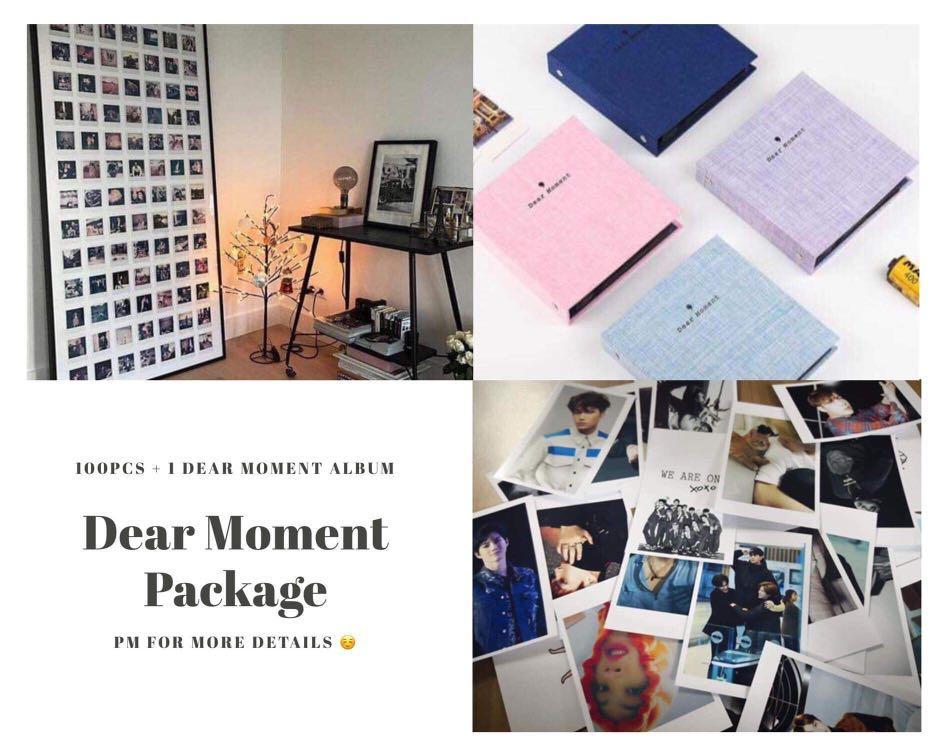 Dear Moment Package