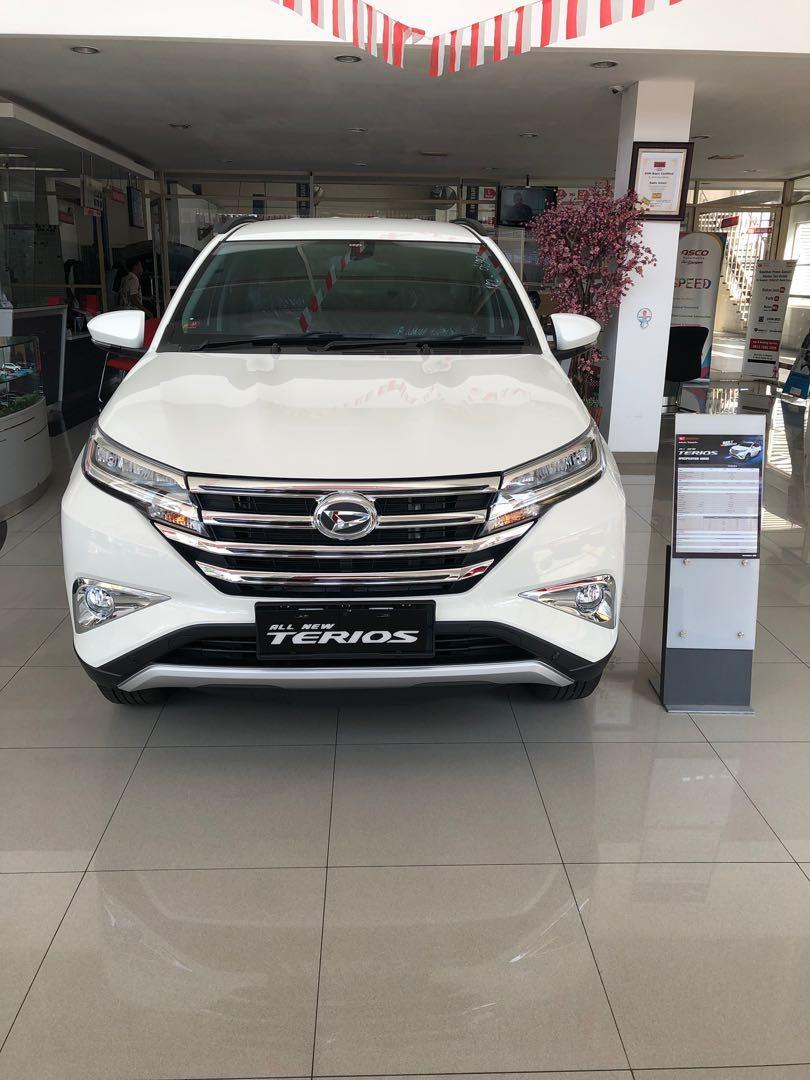DP MURAH Daihatsu Terios mulai 30 jutaan. Daihatsu Pamulang