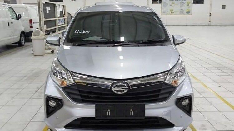 DP MURAH NEW Daihatsu Sigra mulai 14 jutaan. Daihatsu Pamulang