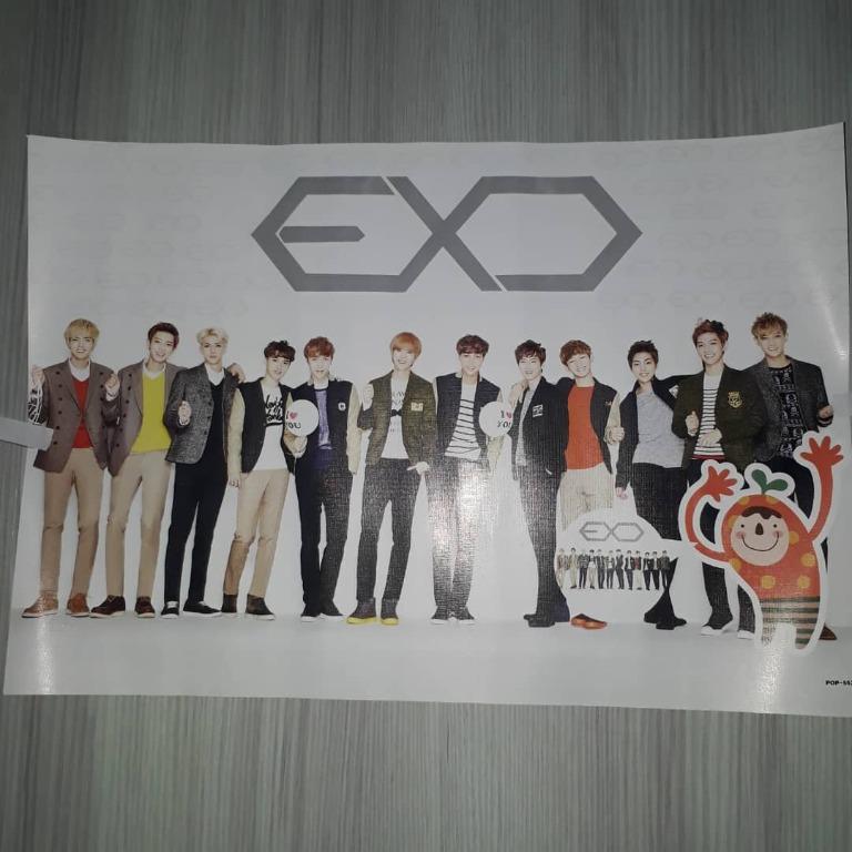 EXO Poster