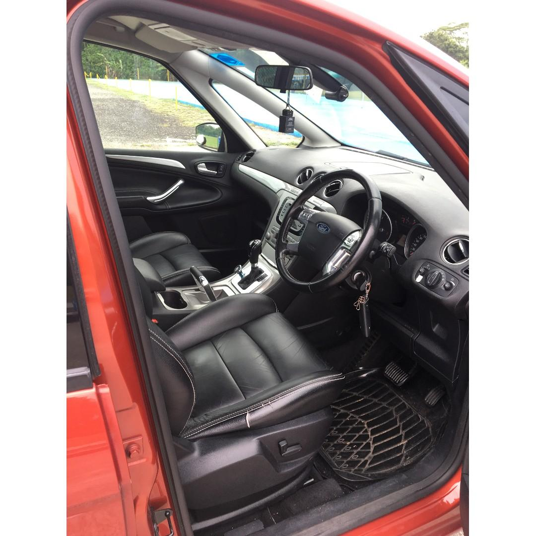 FORD S-MAX TREND 5DR
