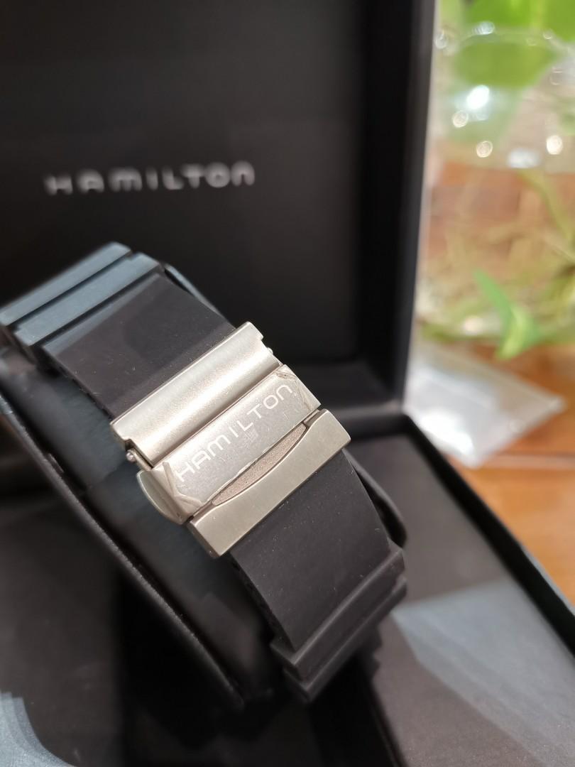 Hamilton Khaki Action Code Breaker