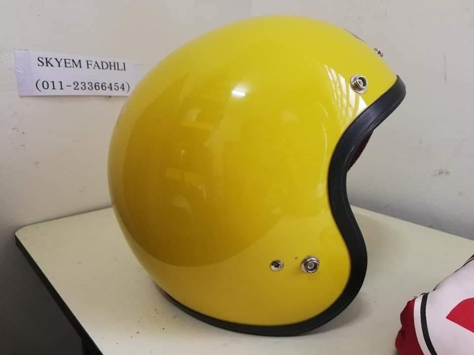 Helmet Vintage Shoei S-22 ORI japan
