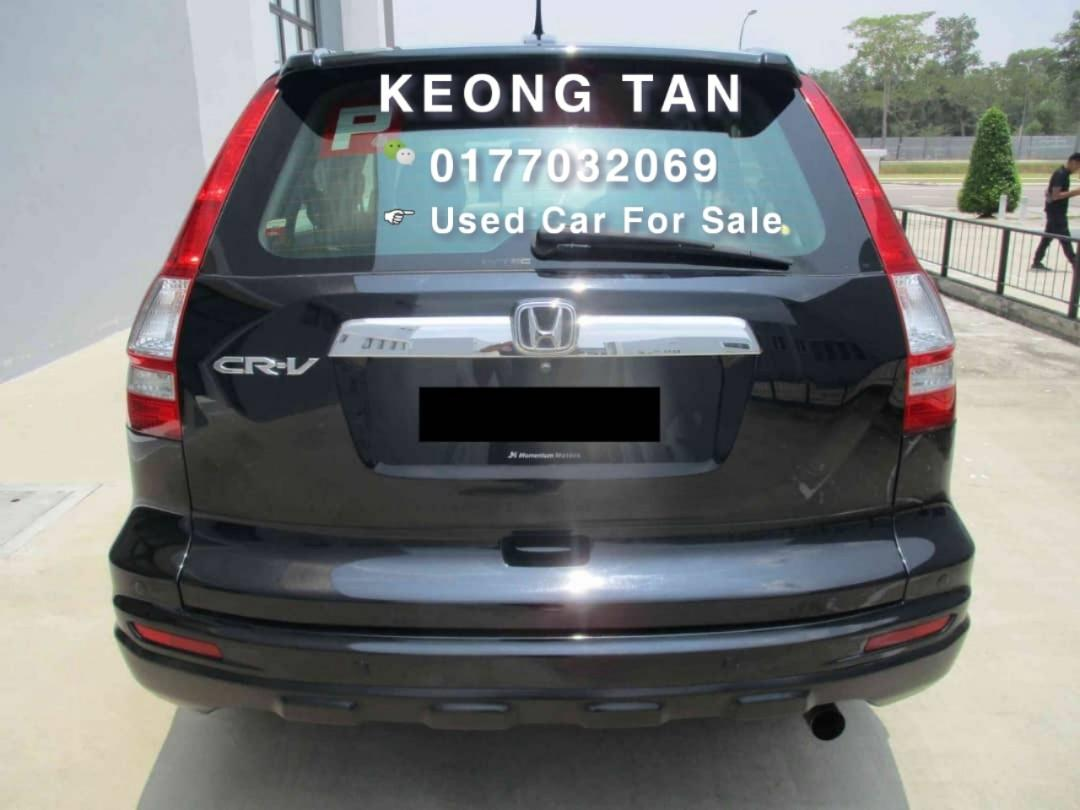 HONDA CRV 2.0AT i-VTEC FACELIFT AWD 2011TH JohorPlate🚘 Cash OfferPrice Rm44,500 Only‼LowestPrice InJB 🎉📲 KeongForMore‼🤗