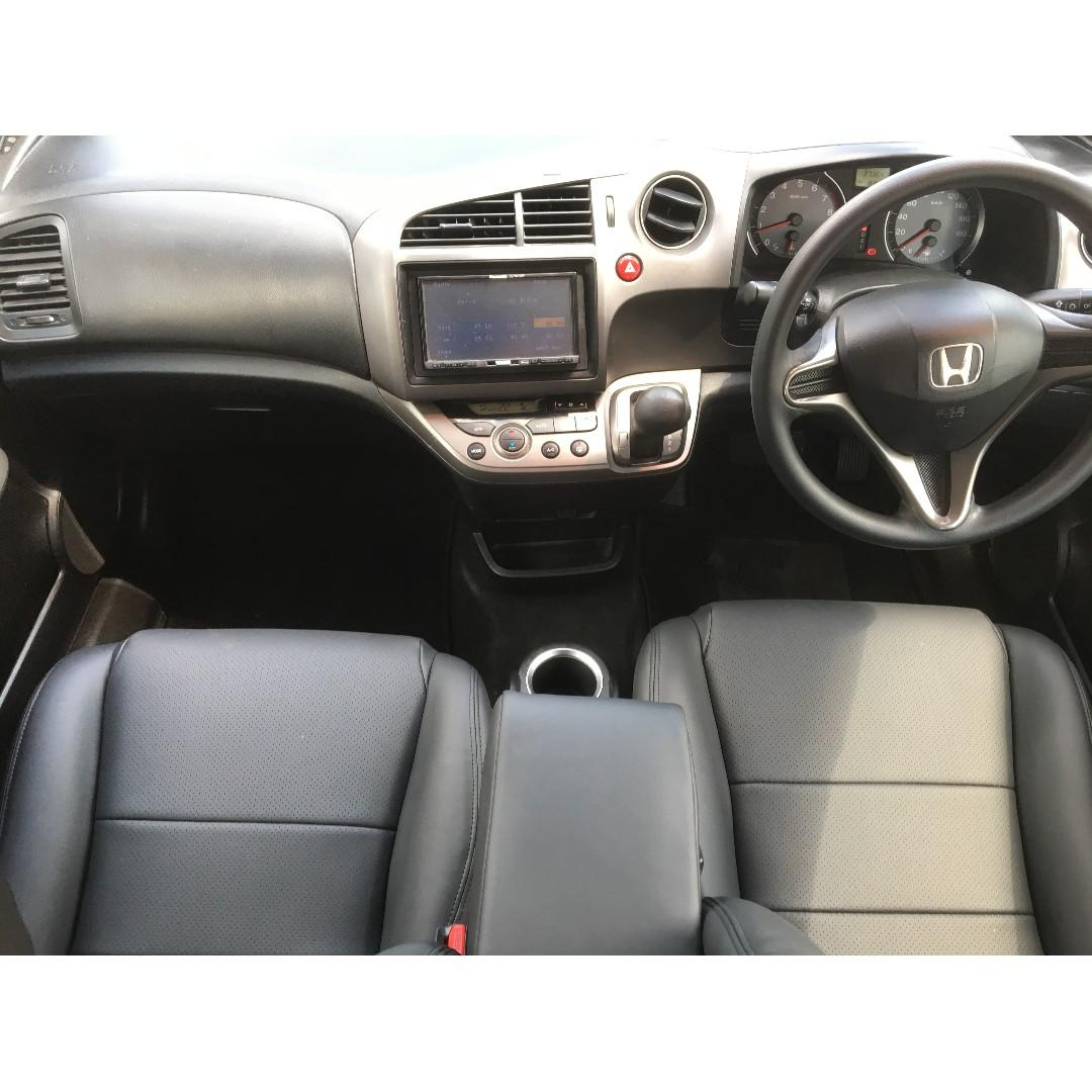 HONDA STREAM 1.8 AT