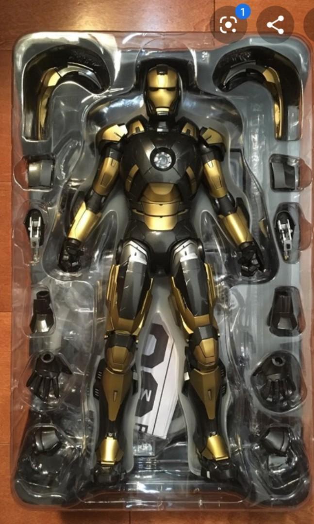 Hot Toys Ironman Mark XX