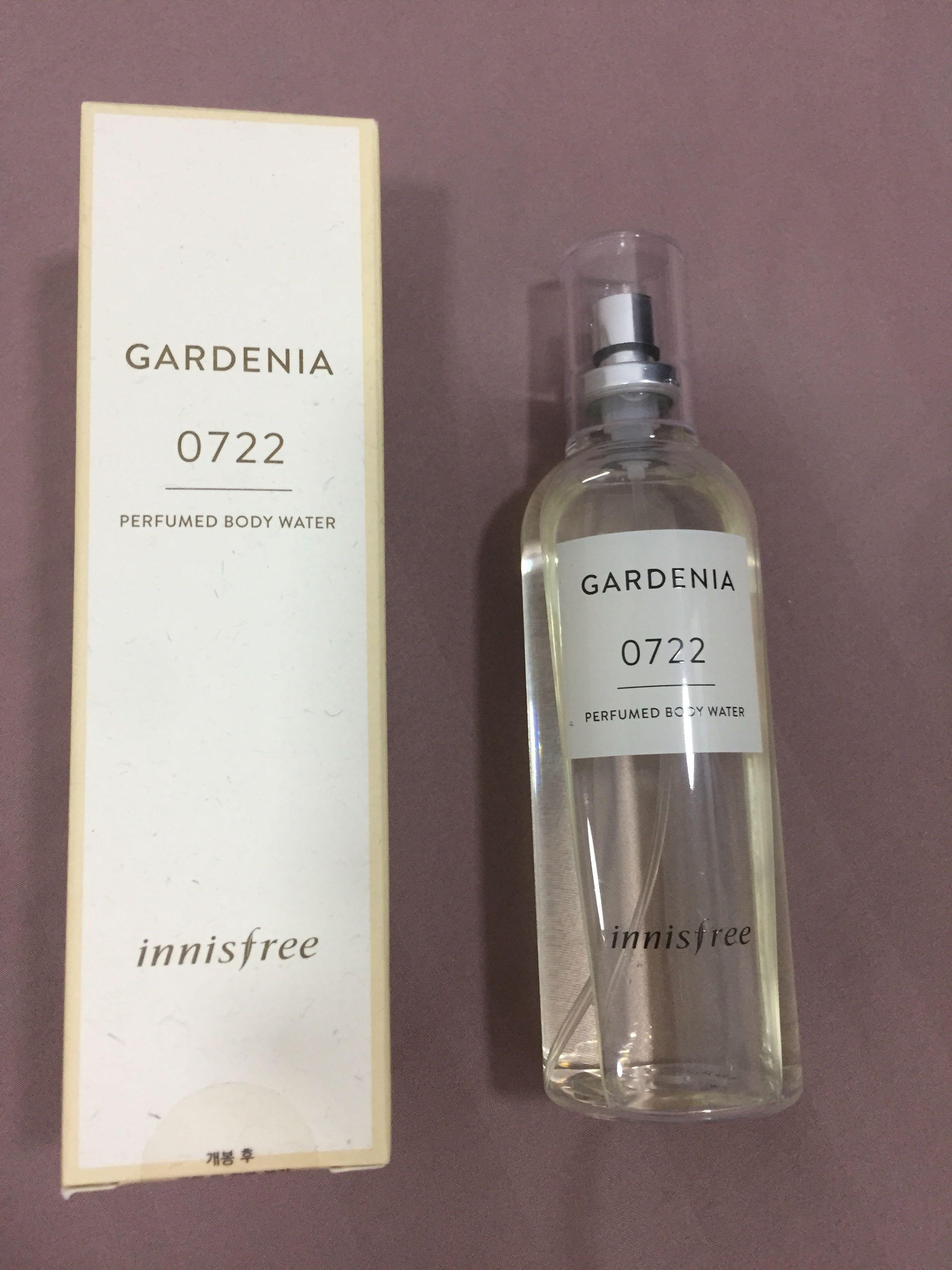 Innisfree Gardenia Perfume Body Water