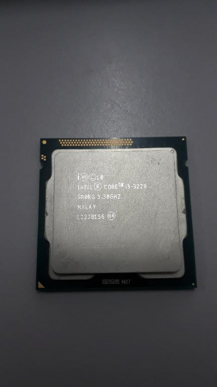 Intel Core i3 3210 3.2MHz for Desktop PC
