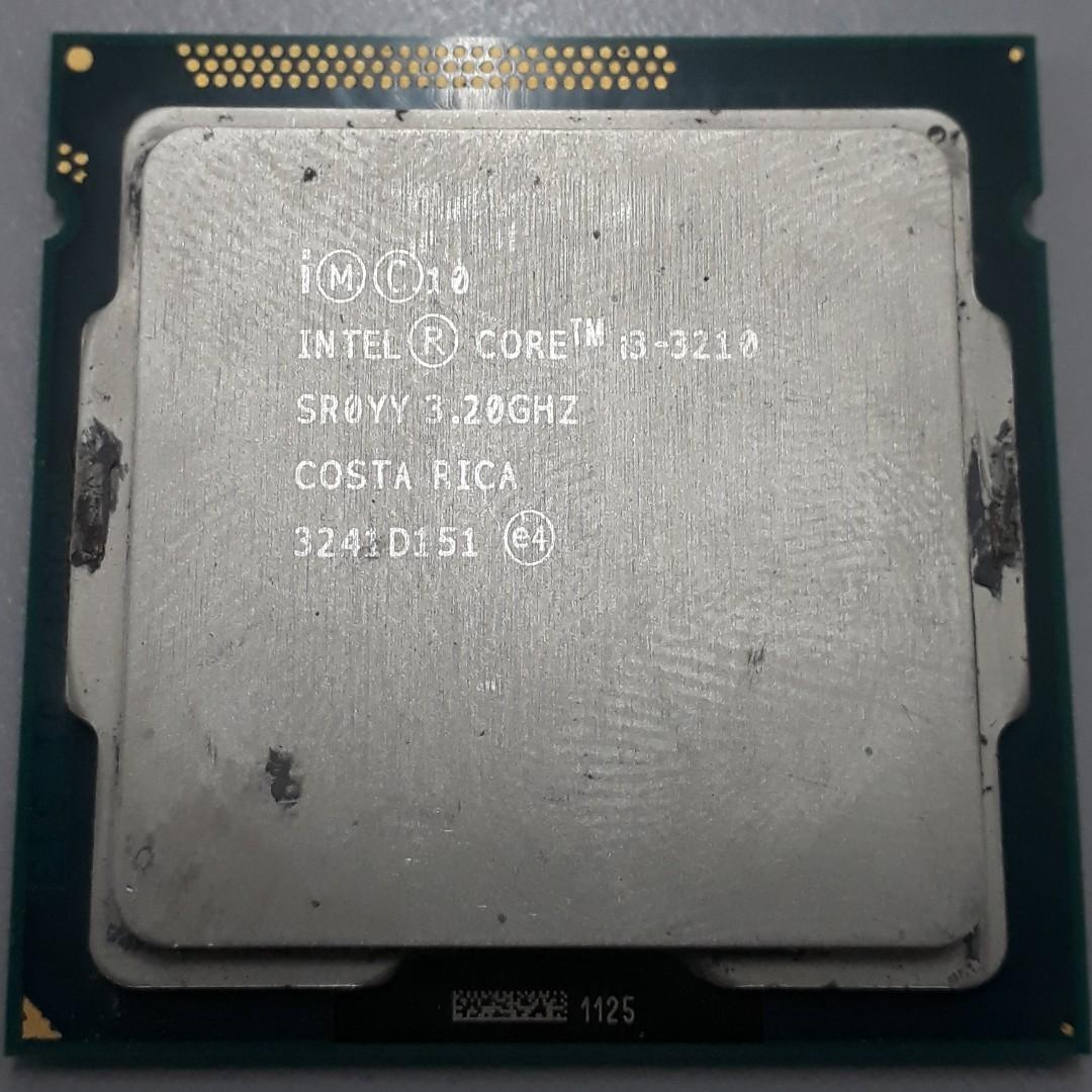 Intel Core i3 3210 3rd Gen for Desktop