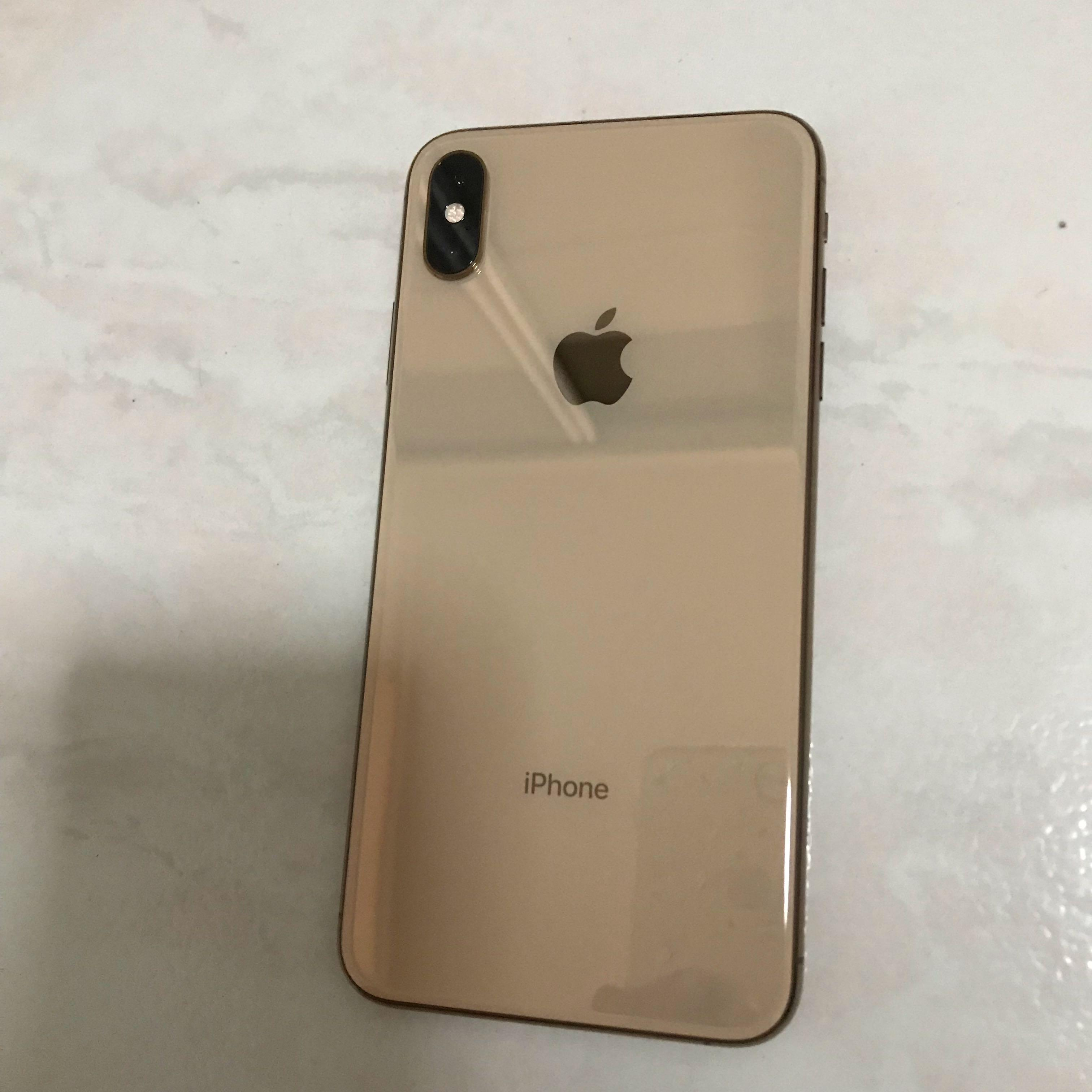 iPhone XS Max (512GB) Gold