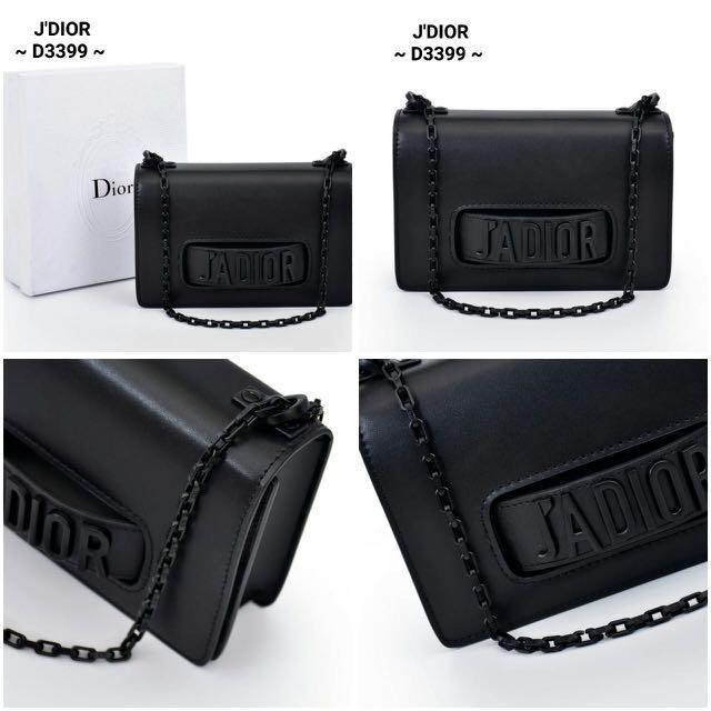 JA'DIOR Flap Bag Mirror Quality  ,Kirim dari Batam,Mirror,nettprice