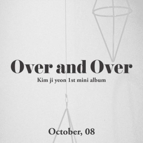 Kim Ji Yeon (LOVELYZ Kei) 1st Mini Album - Over and Over