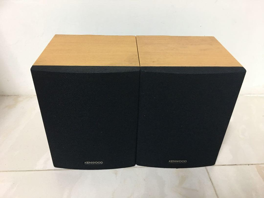 Kenwood surround speakers 環繞音響喇叭