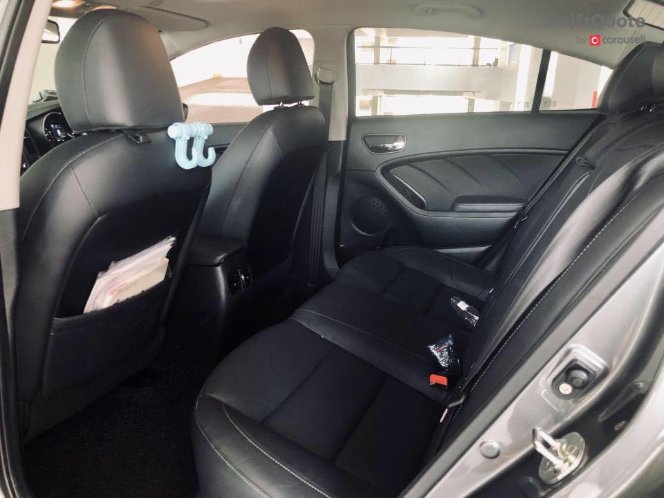 Kia Cerato K3 SX Auto