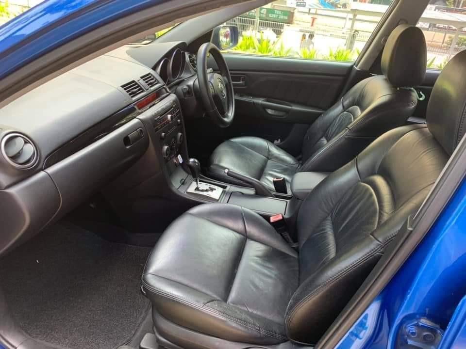 Mazda 3 1.6a