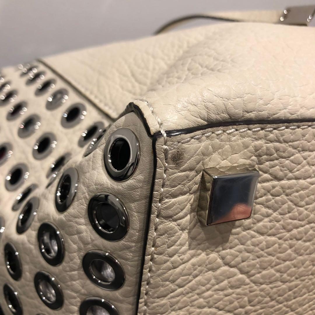 Michael Kors Collection Miranda Large Tote With Grommets