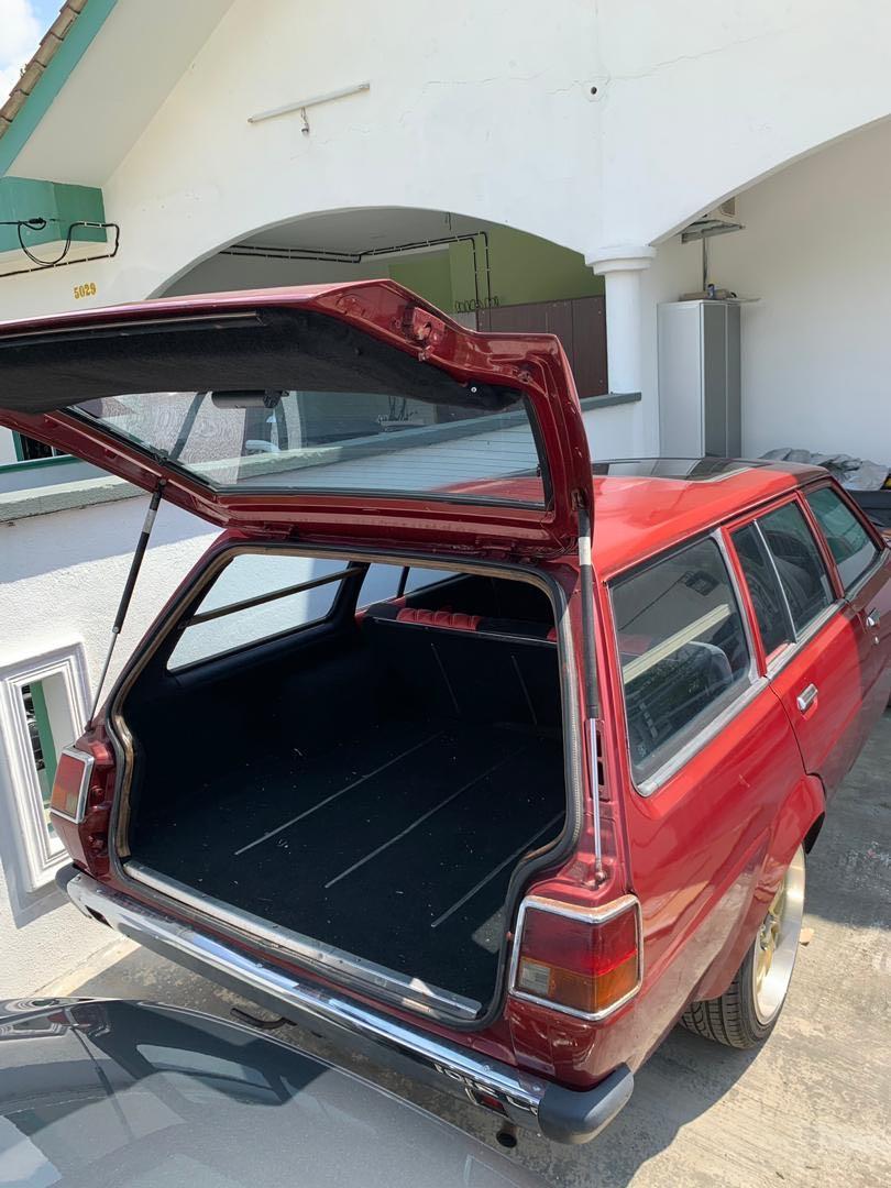 Mitsubishi Galant 1.8 (Rare model)
