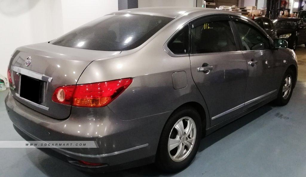 NISSAN SYLPHY 1.5L 4AT ABS D