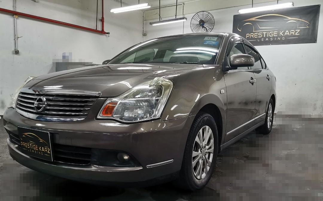 Nissan Sylphy for Rent!
