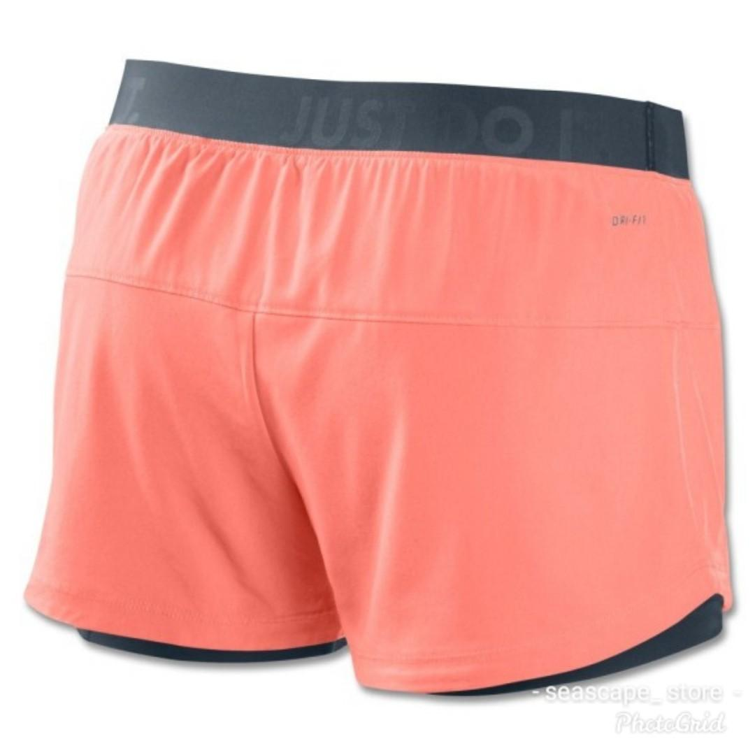 [Original] Nike 2 in 1 Sports shorts