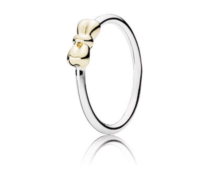 Pandora 14k 包925純銀蝴蝶戎,siza:50 👍🏼❤️💋有盒、購於専門店$699。