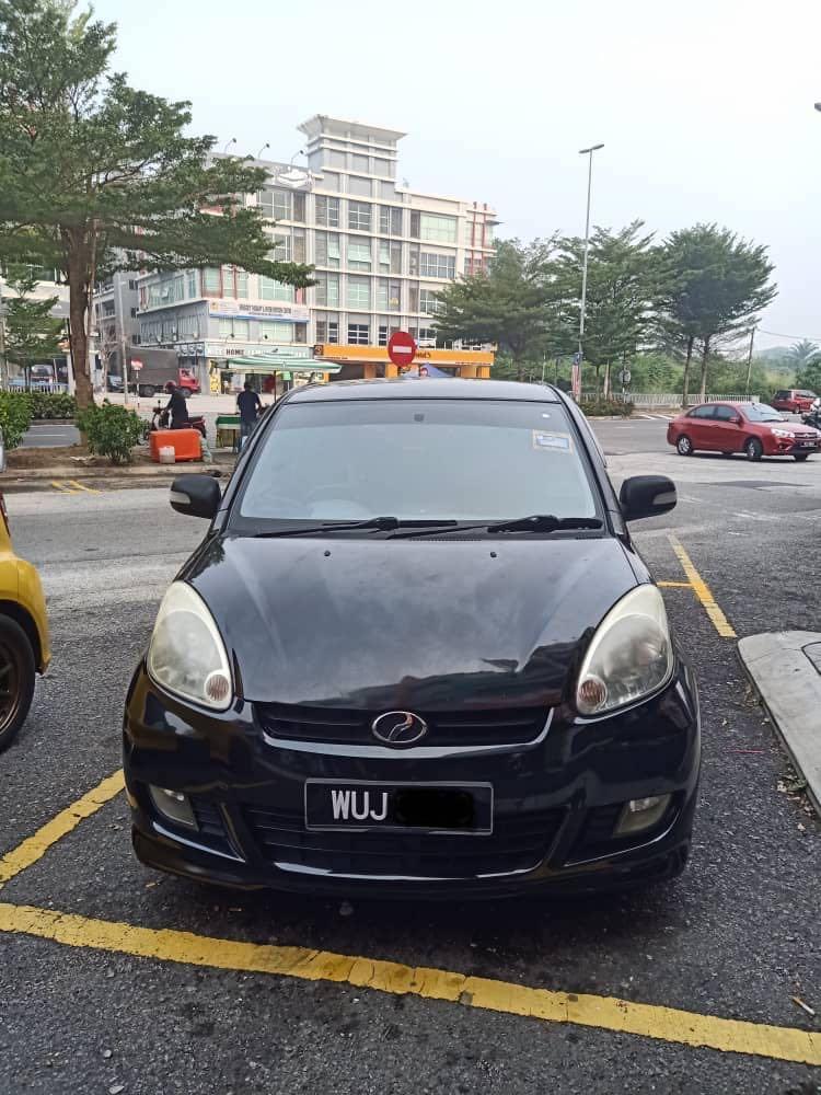 Perodua Myvi ezi 1.3 auto